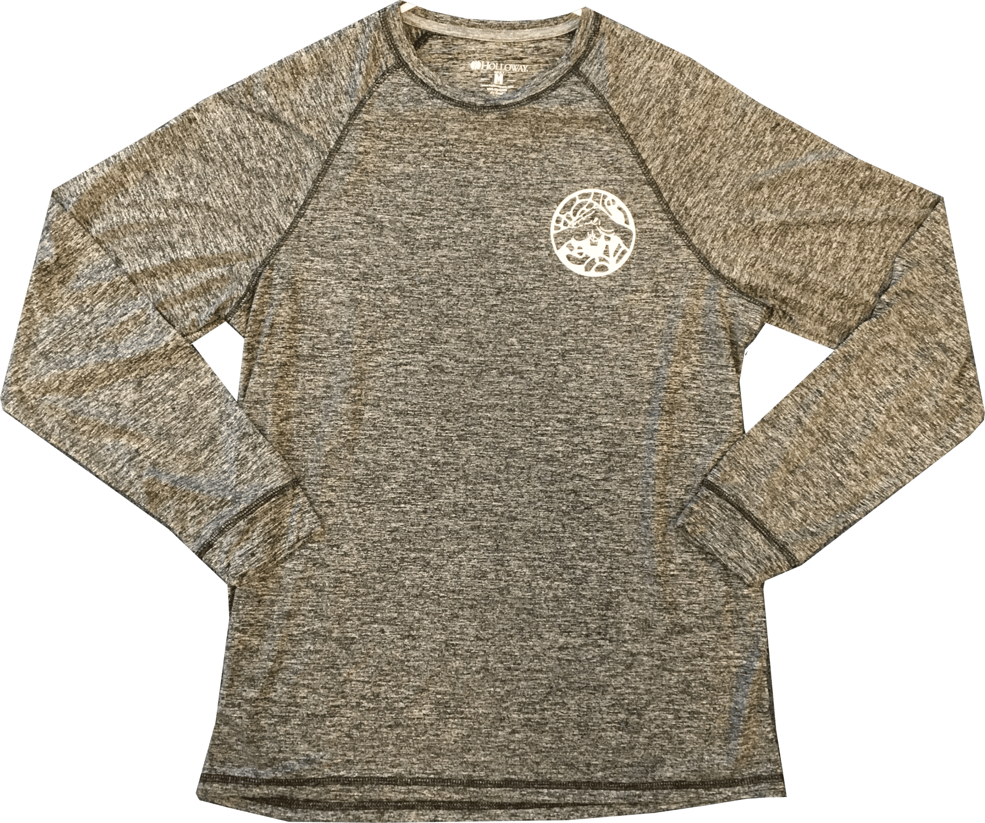 Neil Stone's Karate Academy Long Sleeve Wicking NSKA Logo Shirt