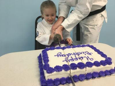 Birthday Parties at Neil Stone's Karate Academy