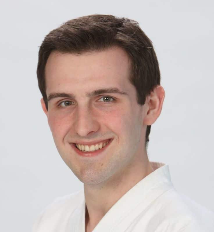 Head Instructor Brian Edmonds