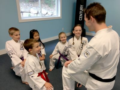 Character Development Program at Neil Stone's Karate Academy