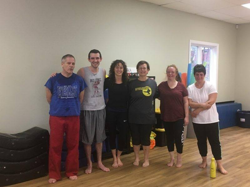 Uechi Fit at Neil Stone's Karate Academy