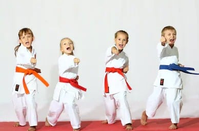 Siblings Month at Neil Stone's Karate Academy