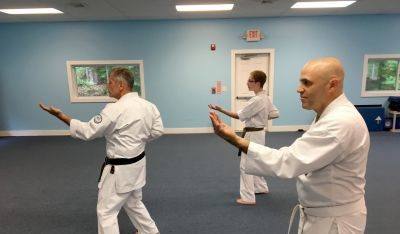 Teen and Adult Program at Neil Stone's Karate Academy