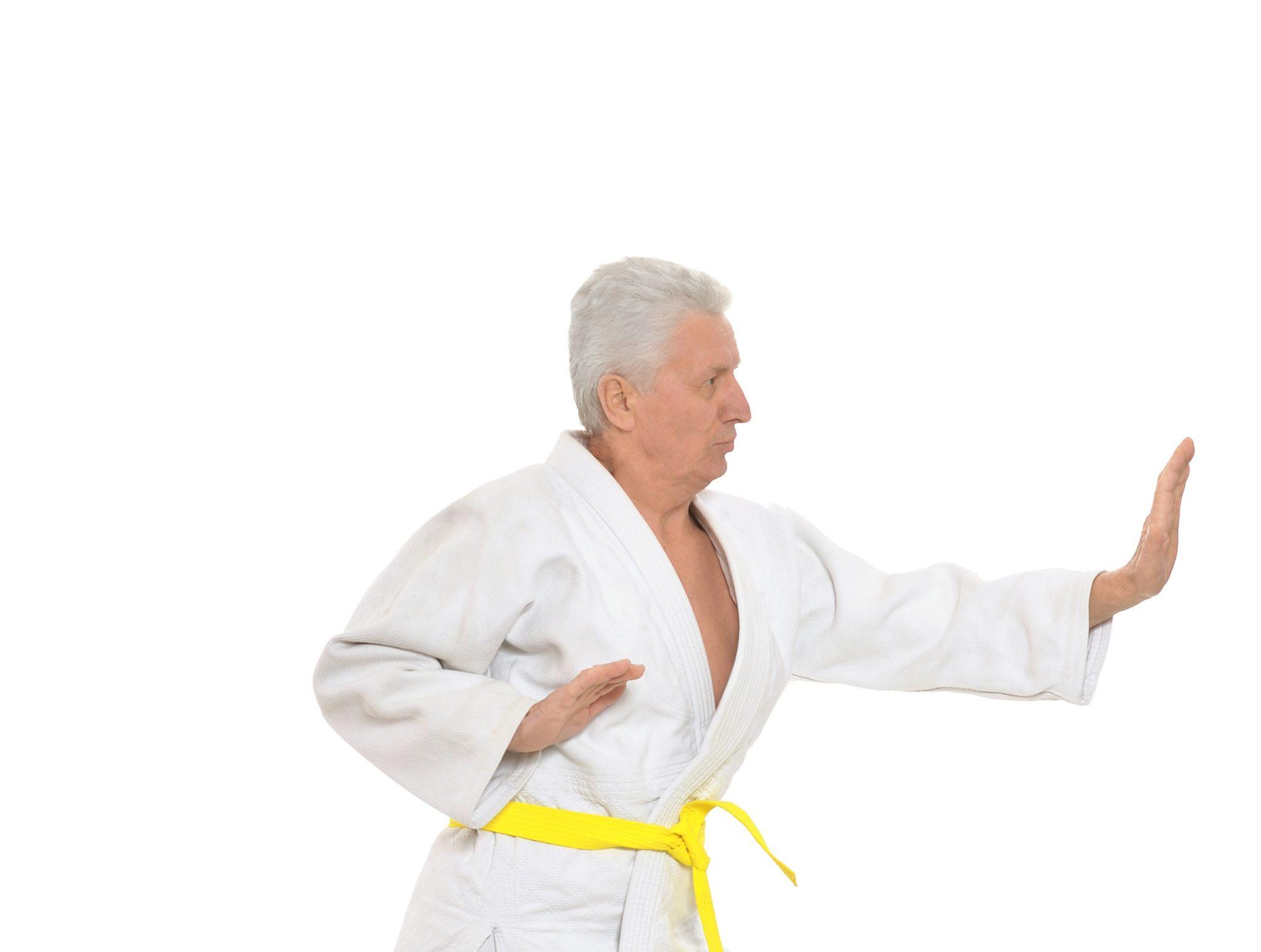 Neil Stone's Karate Academy Martial Art for Seniors